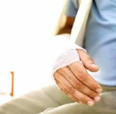 Краевой перелом локтевого сустава 38