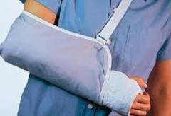 Краевой перелом локтевого сустава 144