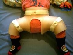 Маленькие тазобедренные суставы 86