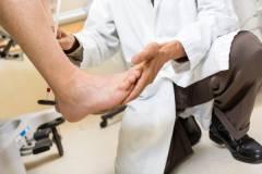 Осложнения после травмы голеностопного сустава 77