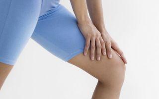 Синовиальная киста коленного сустава 143