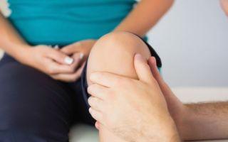 Синовиальная киста коленного сустава 49