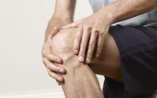 Синовиальная киста коленного сустава 116